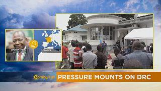 Des pressions sur Kinshasa [ The Morning Call ]