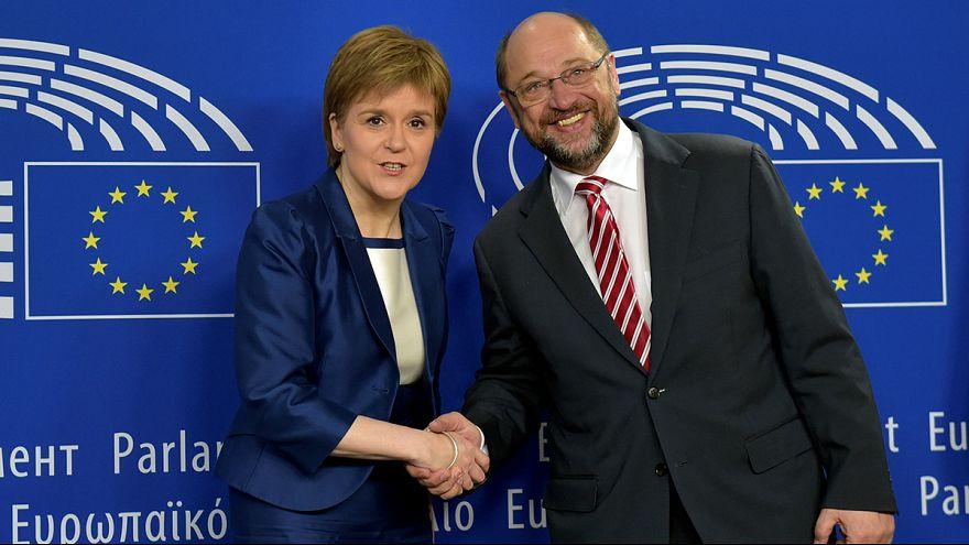 Escocia, determinada a permanecer en la UE
