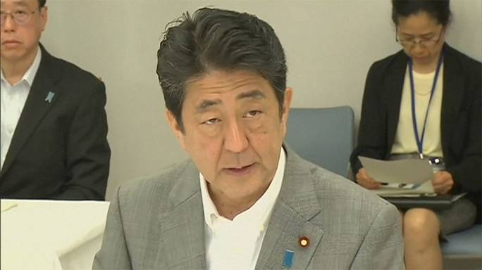 A Brexit miatt megerősödő jenre figyel Abe Sinzó miniszterelnök