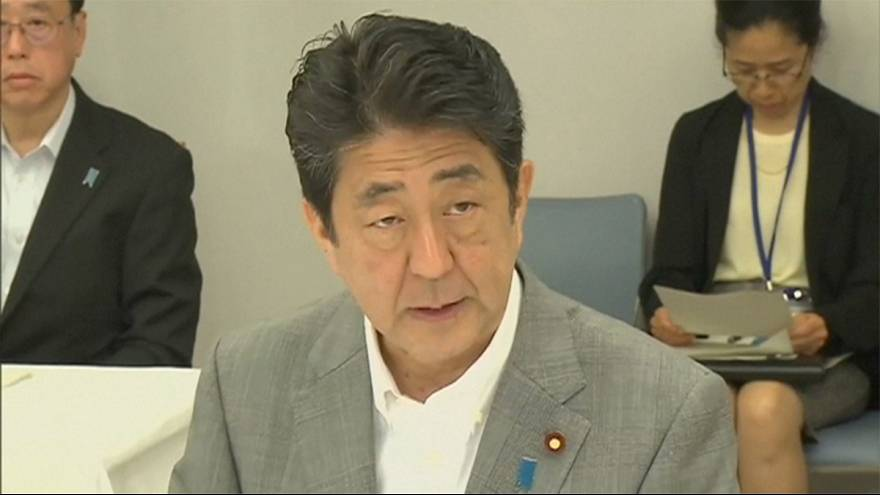 Japan's Abe speaks on Brexit concerns