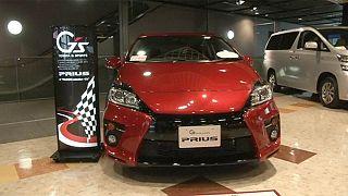 Toyota chama à revisão 1,43 milhões de veículos