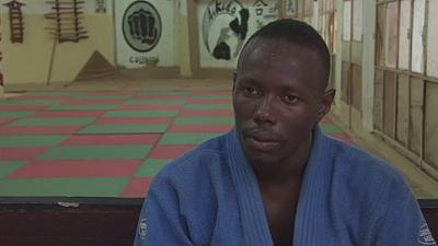 Nigerien judoka prepares for Rio 2016 with high determination