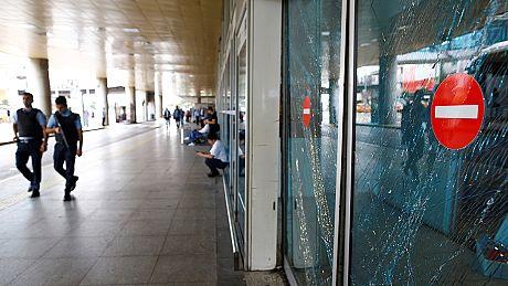 Terror in the terminal at Ataturk Airport