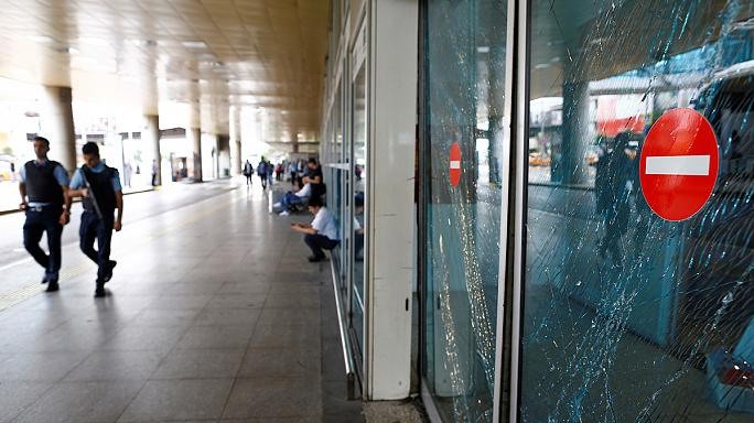 Atatürk Havaalanı'nda terör saldırısı: 41 ölü, 239 yaralı