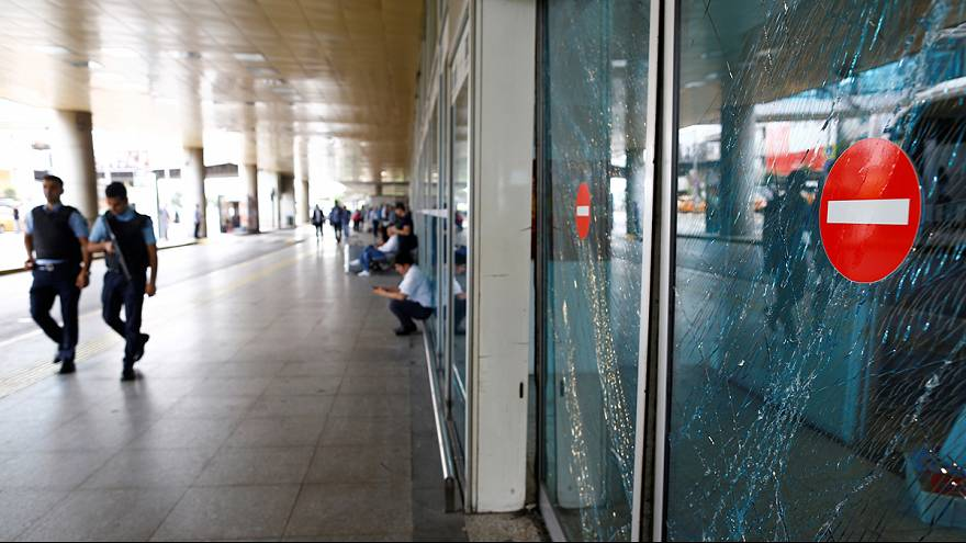 Terror in the terminal at Ataturk Airport