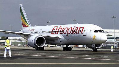 Ethiopian Airlines a son tout-premier Airbus A 350-900