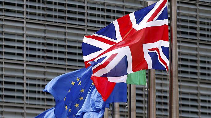 موقف الاتحاد الأوروبي بعد البريكسيت