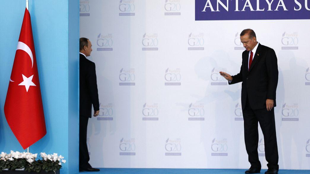 """Putin: """"Hükümetten, Türkiye ile ilişkileri turizmden başlayarak normalleştirmeye başlamalarını istedim"""""""