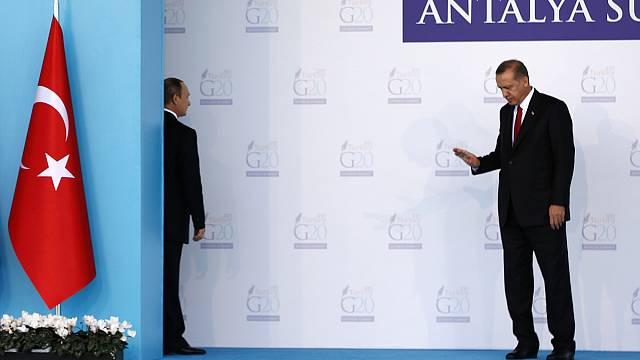 Россия и Турция восстанавливают отношения