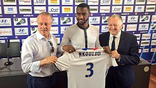 Cameroon defender Nicolas Nkoulou joins Lyon