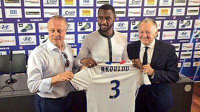 Mercato : Nicolas Nkoulou signe à Lyon