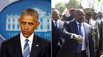 Le message de Barack Obama à Kabila à l'occasion du 56e anniversaire d'indépendance en RDC