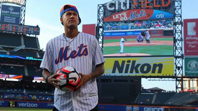 Neymar, Doglas Coasta in Brazil's Rio 2016 Olympics squad