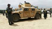 حمله انتحاری به نیروهای امنیتی افغانستان ده ها قربانی گرفت