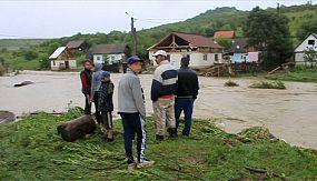 nocomment: Наводнение в Румынии: погиб ребёнок
