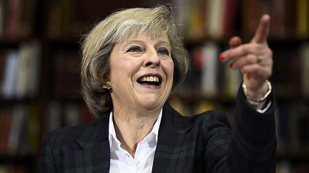 A brit belügyminiszter kész a kormányfői pozícióra
