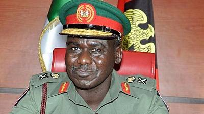 Nobody knows whereabouts of Chibok girls – Nigeria's Army Chief