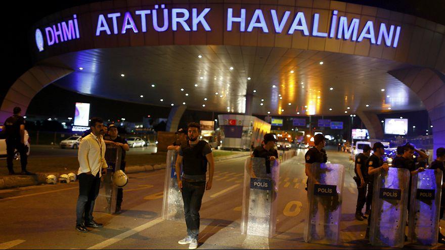 Las víctimas del atentado en el aeropuerto de Estambul