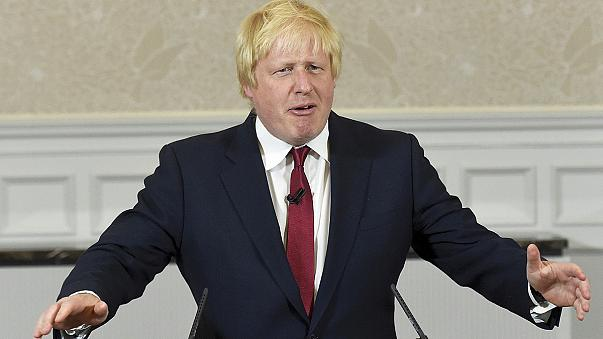 Boris Johnson no será candidato para suceder a David Cameron