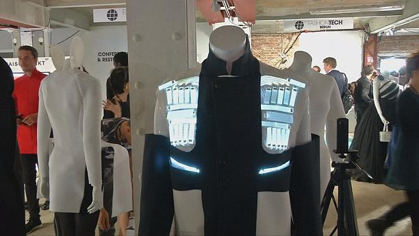 Berlin fashion week seeks technology-fashion fusion
