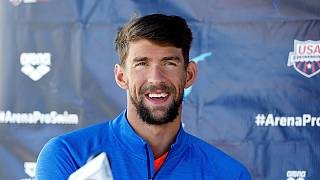 Record-breaker Phelps qualifies for fifth Olympic games