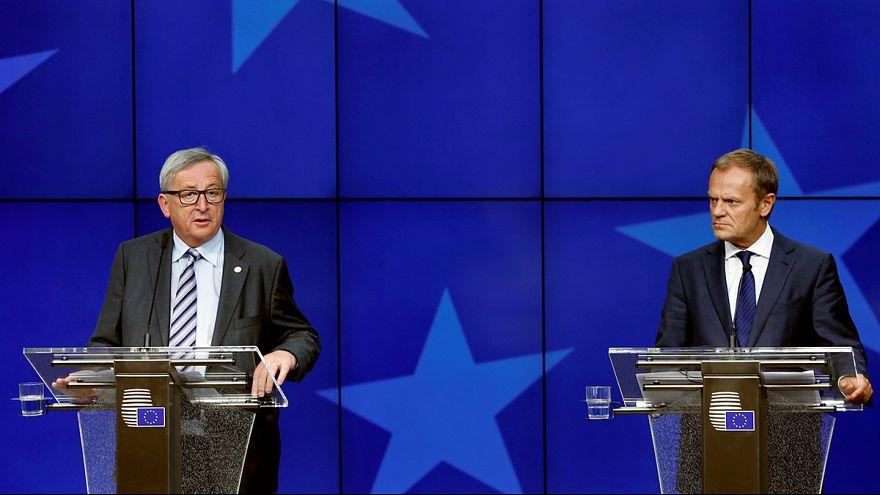 Juncker es criticado por su gestión dentro de la Comisión Europea