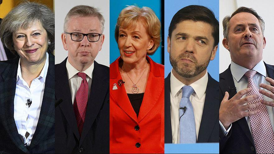 """""""Великолепная пятерка"""" кандидатов в британские премьеры"""
