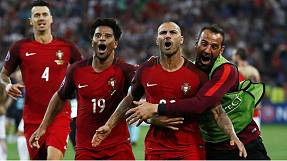 Euro 2016: Portugal reach second straight Euro semis after penalty shoot-out win over Poland