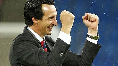 FOOTBALL / PSG : Emery Unai, nouveau coach