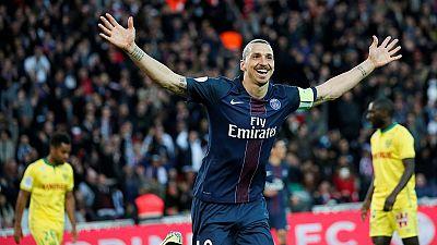 Zlatan Ibrahimovic à Manchester United