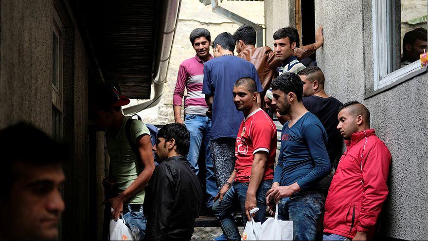 Dänemark beschlagnahmt Bargeld von Migranten