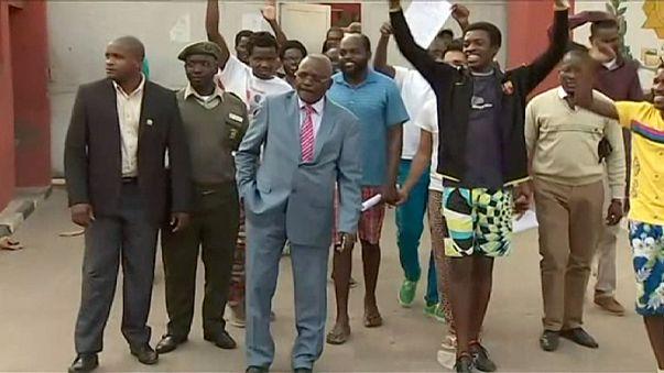 Elengedték az angolai ellenzéki rappert