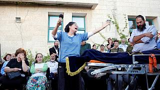 یک دختر نوجوان اسرائیلی به ضرب چاقوی یک جوان فلسطینی کشته شد