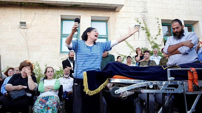 İsrailli kız çocuğu uyurken bıçaklanarak öldürüldü