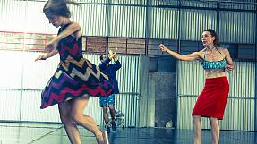 «Σάλος»: Χορευτικό ντιμπέιτ για τη σύγχρονη Ευρώπη