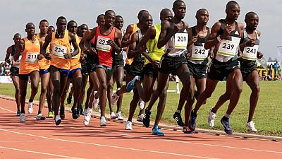 Athletics-Olympic champions Rudisha and Kemboi sail through Kenya trials