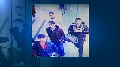 انتشار تصاویر جدید از سه مهاجم انتحاری فرودگاه آتاتورک