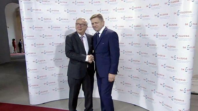 Szlovákia az Európai Unió soros elnöke