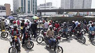 Nigeria court backs restrictions on commercial motorbikes in Lagos
