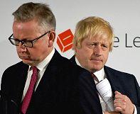 Michael Gove, nouveau probable futur Premier ministre britannique