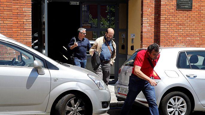 مداهمة مكاتب غوغل في مدريد