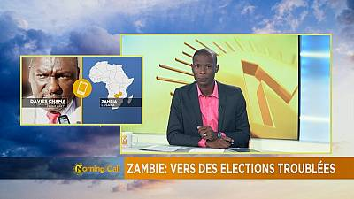 Zambie : vers des élections troublées [ The Morning Call ]