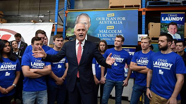 Will Brexit help him? Australian PM calls for stability ahead of tight general election