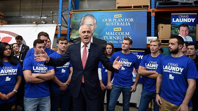 Kiegyenlített esélyek az ausztrál választások előtt