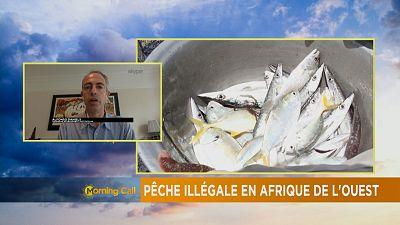 La pêche illégale en Afrique de l'ouest [ The Morning Call ]