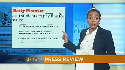 Press Review of July 1, 2016 [The Morning Call]