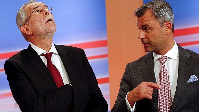 Áustria: Anulado resultado das presidenciais