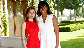 nocomment: Michelle and Letizia