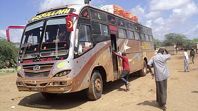 Six killed in Kenya bus shooting attack