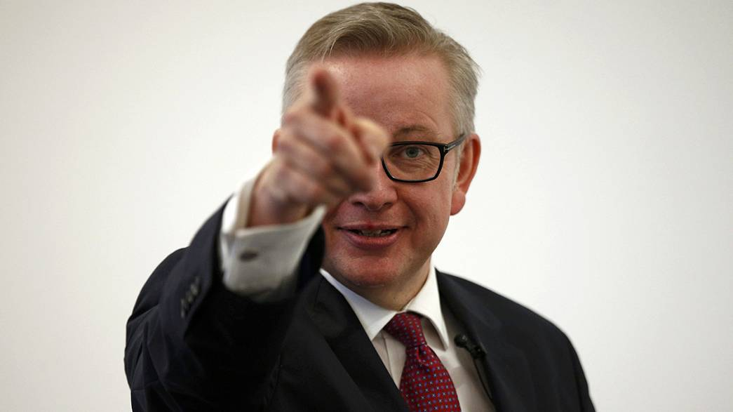 Майкл Гоув: новый премьер должен быть из лагеря евроскептиков